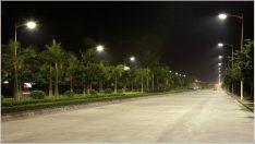 江蘇鎮江路段照明工程