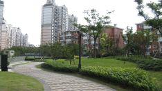 上海市保障性住房LED景觀照明工程