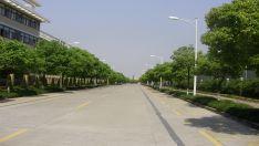 福建社會主義新農村建設道路照明